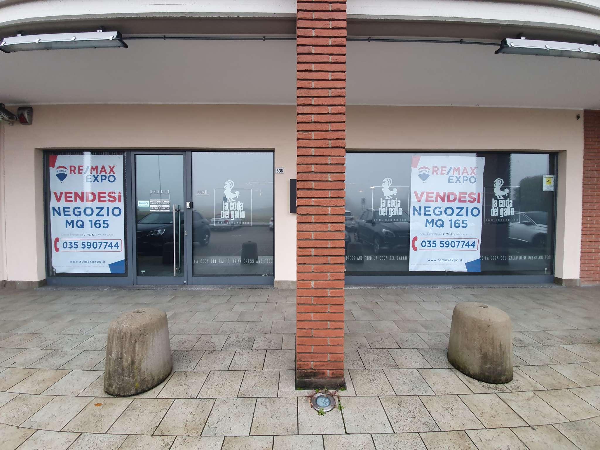 Negozio / Locale in vendita a Calusco d'Adda, 1 locali, prezzo € 248.000 | PortaleAgenzieImmobiliari.it