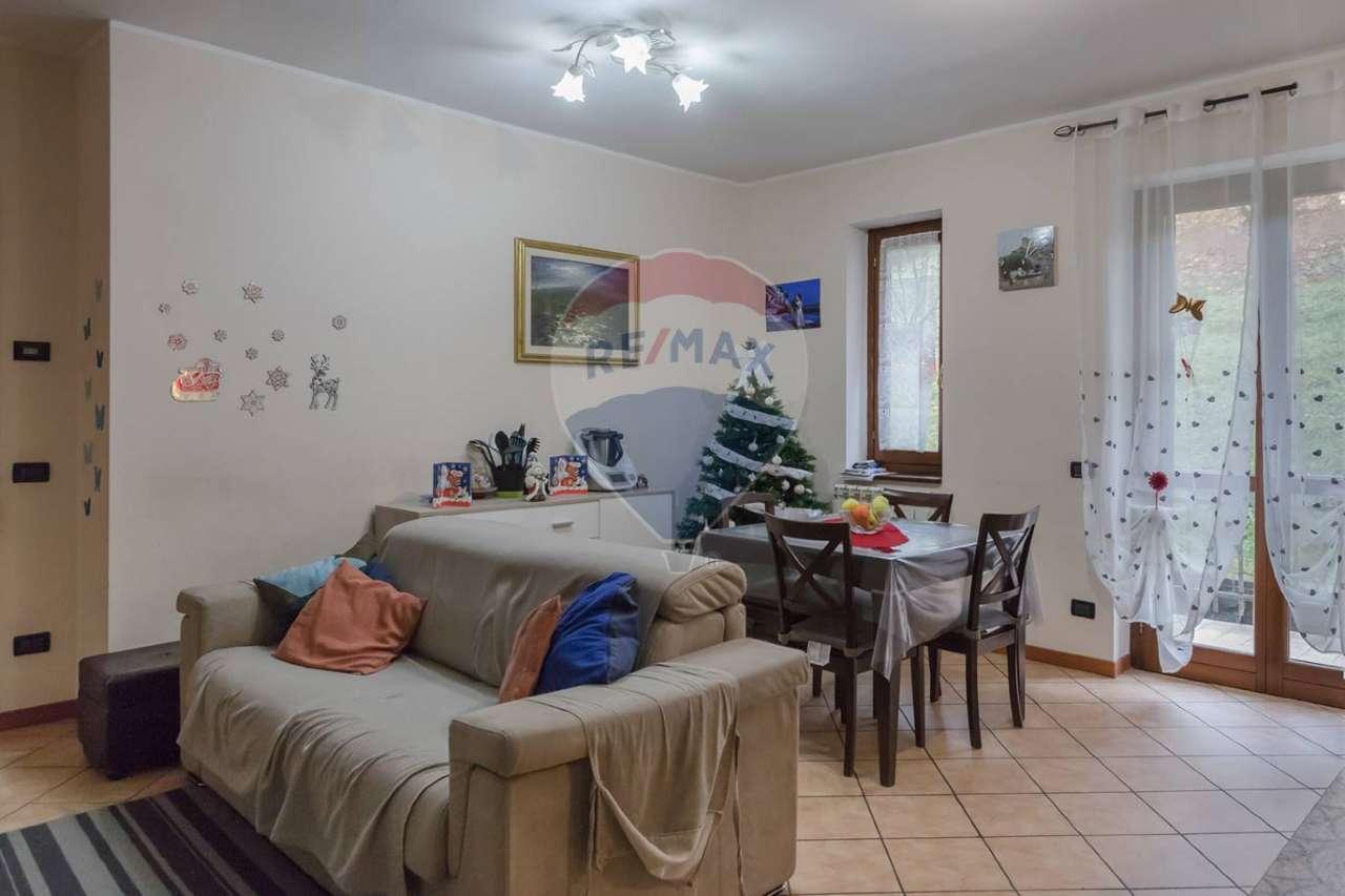 Appartamento in vendita a Palazzago, 3 locali, prezzo € 83.000   PortaleAgenzieImmobiliari.it