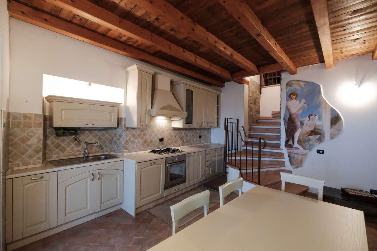 Soluzione Semindipendente in affitto a Carvico, 4 locali, prezzo € 800   PortaleAgenzieImmobiliari.it
