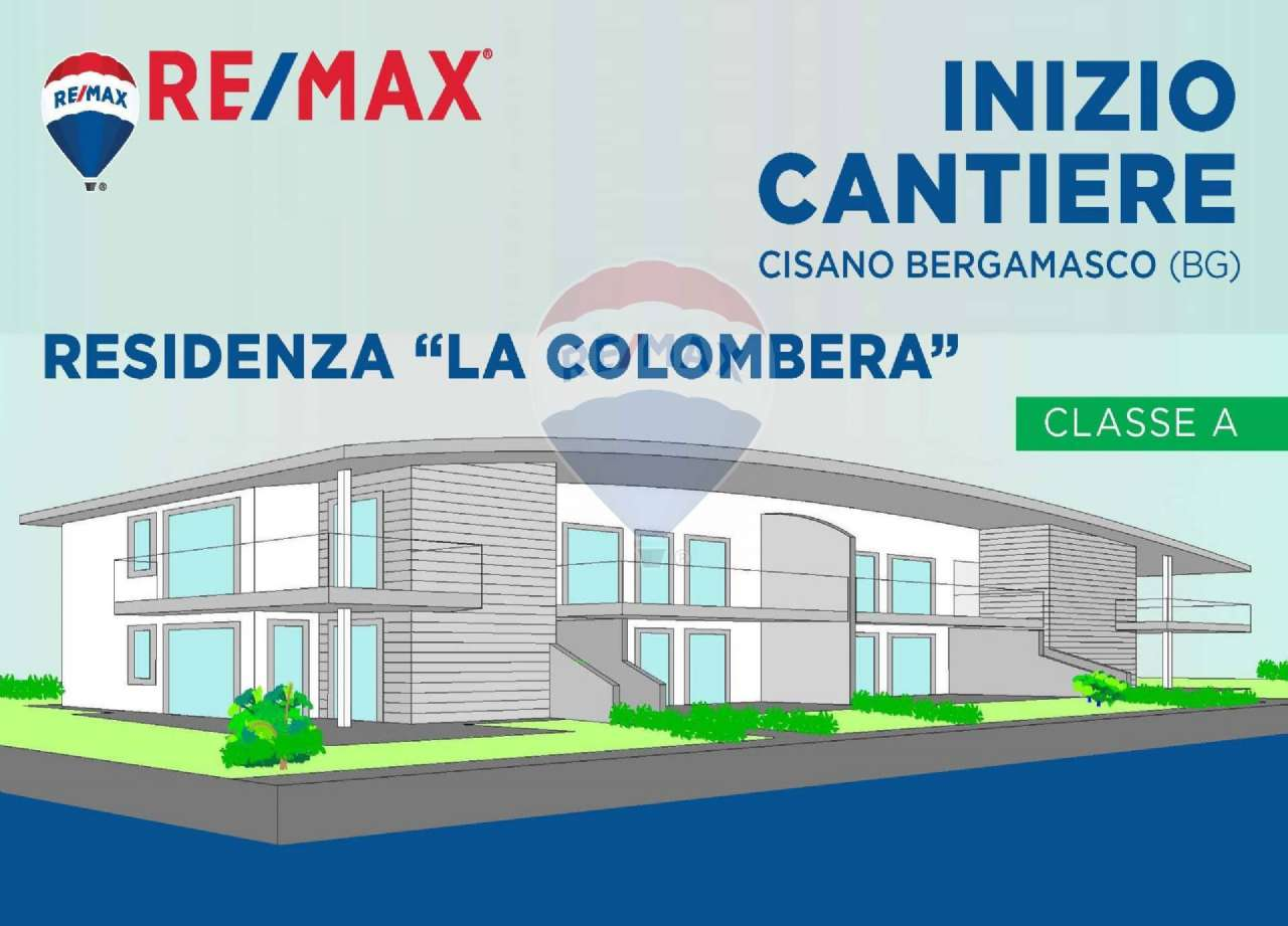 Appartamento in vendita a Cisano Bergamasco, 3 locali, prezzo € 199.000 | PortaleAgenzieImmobiliari.it
