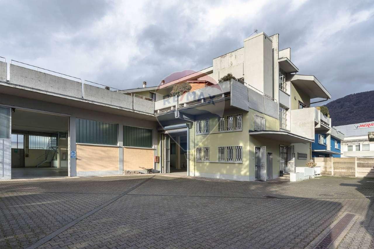 Capannone in vendita a Nembro, 9999 locali, prezzo € 165.000 | PortaleAgenzieImmobiliari.it