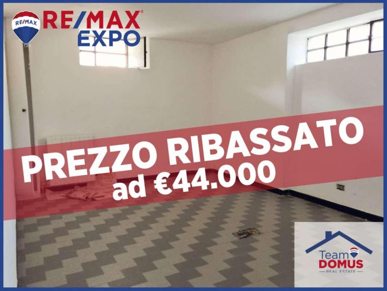 Magazzino in vendita a Monza, 2 locali, zona Zona: 6 . Triante, San Fruttuoso, Taccona, prezzo € 44.000 | CambioCasa.it