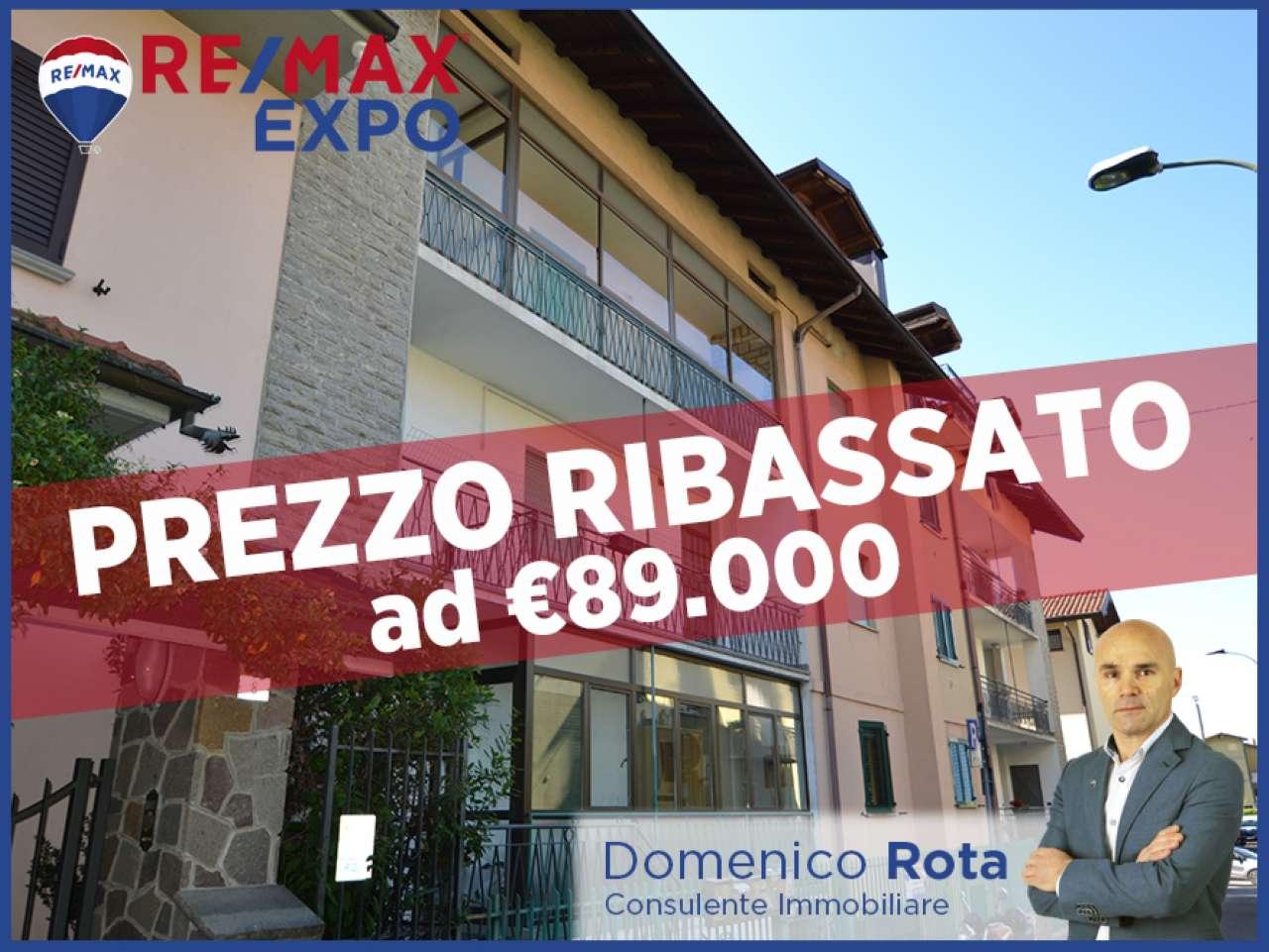 Appartamento in vendita a Almè, 4 locali, prezzo € 89.000 | CambioCasa.it