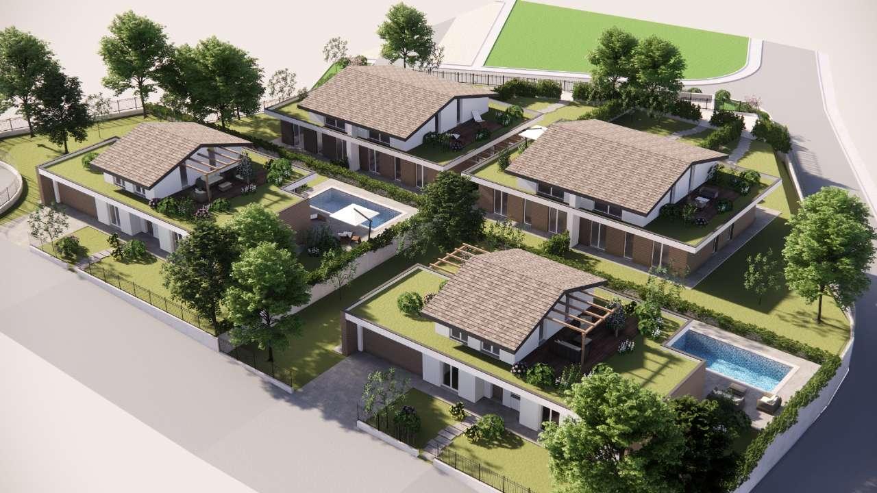 Villa in vendita a Carvico, 5 locali, prezzo € 450.000 | PortaleAgenzieImmobiliari.it