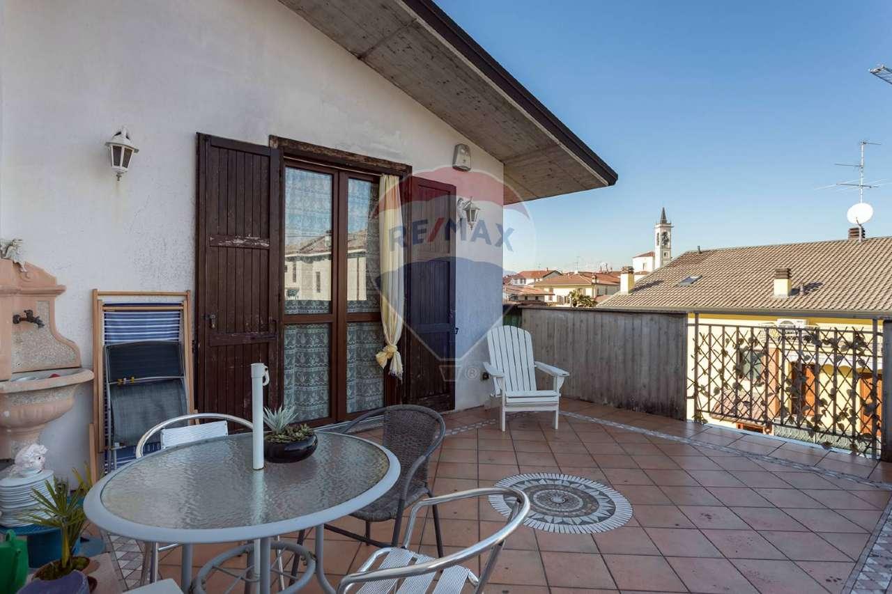 Appartamento in vendita a Bottanuco, 3 locali, prezzo € 150.000 | CambioCasa.it