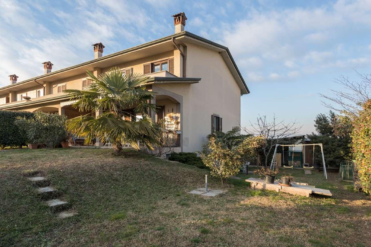 Villa a Schiera in Vendita a Urgnano