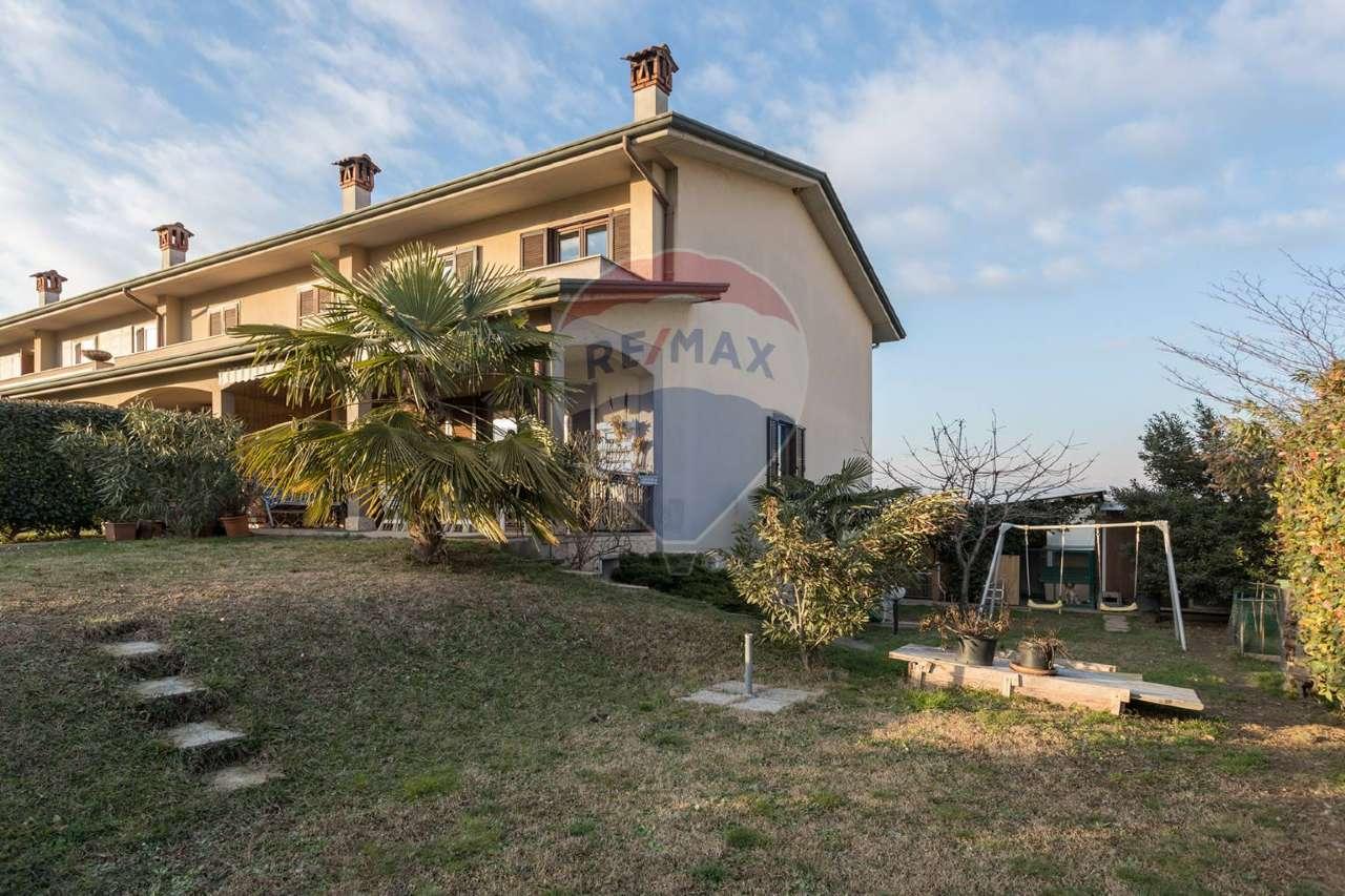 Villa a Schiera in vendita a Zanica, 5 locali, prezzo € 239.000   PortaleAgenzieImmobiliari.it