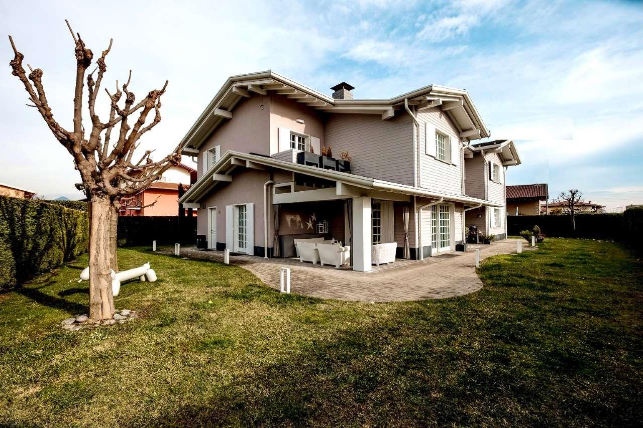 Villa in vendita a Grassobbio, 4 locali, prezzo € 790.000 | PortaleAgenzieImmobiliari.it