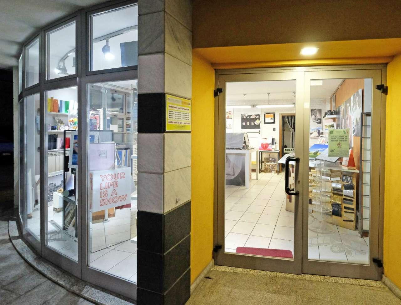 Negozio / Locale in affitto a Terno d'Isola, 2 locali, prezzo € 750 | CambioCasa.it