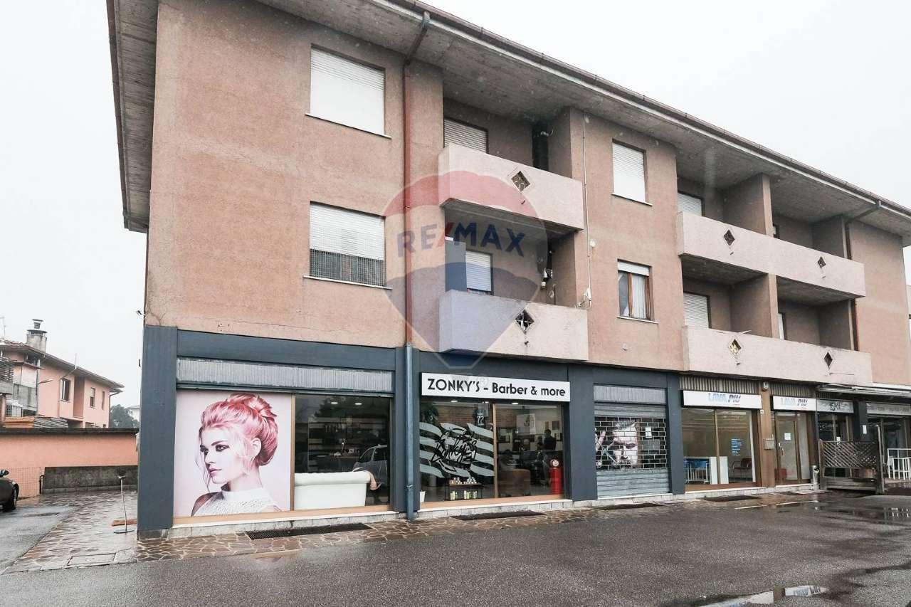 Appartamento in vendita a Medolago, 4 locali, prezzo € 85.000 | PortaleAgenzieImmobiliari.it