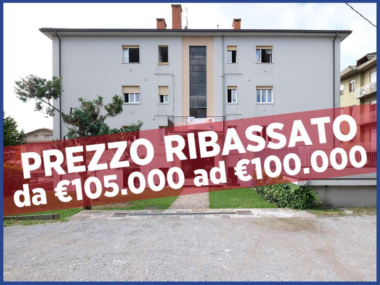 Appartamento in vendita a Almè, 4 locali, prezzo € 95.000 | CambioCasa.it