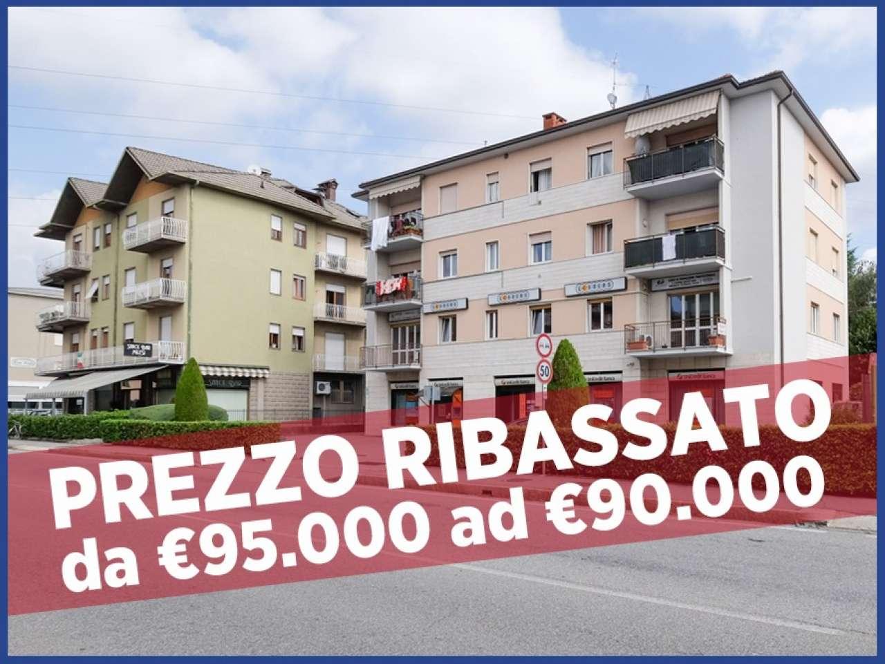 Appartamento in vendita a Almè, 4 locali, prezzo € 90.000 | CambioCasa.it
