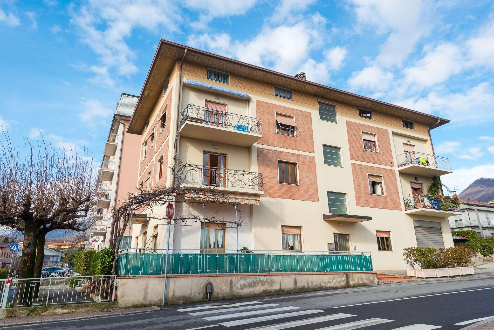 Appartamento in vendita a Almenno San Salvatore, 4 locali, prezzo € 89.000 | CambioCasa.it
