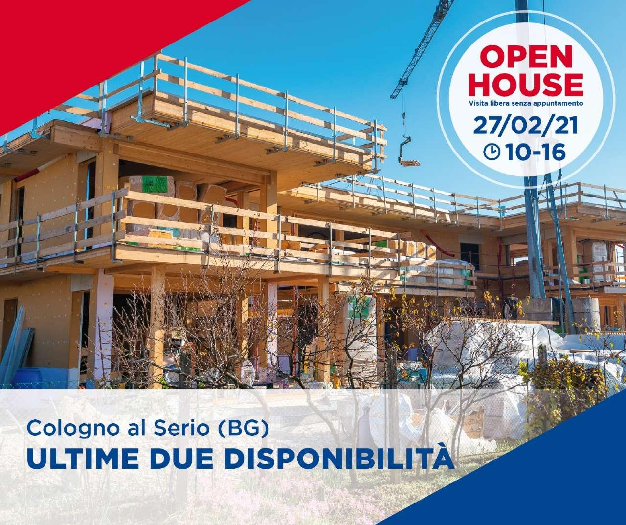 Appartamento in vendita a Cologno al Serio, 4 locali, prezzo € 335.000   CambioCasa.it