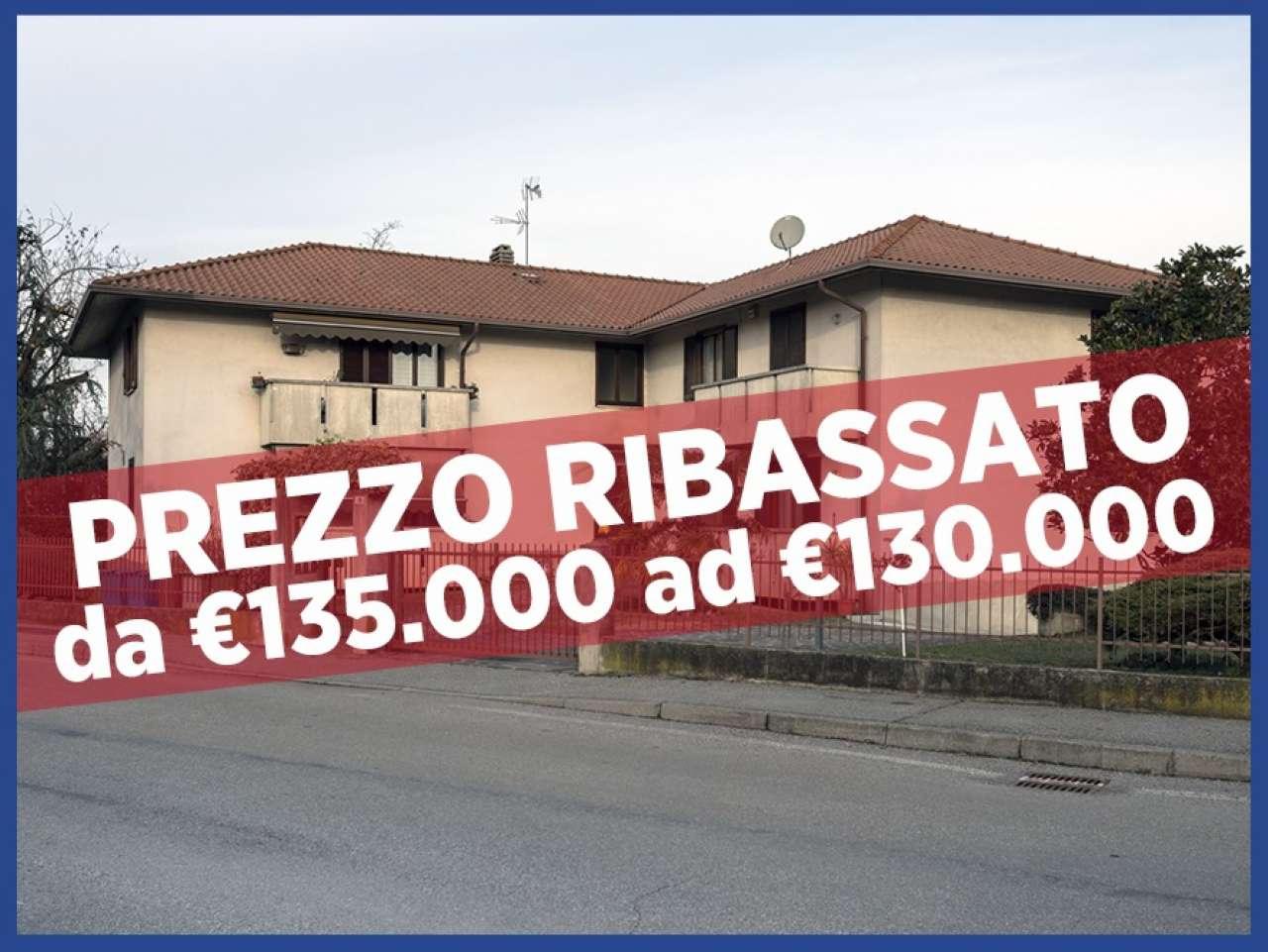 Appartamento in vendita a Boltiere, 3 locali, prezzo € 130.000 | PortaleAgenzieImmobiliari.it