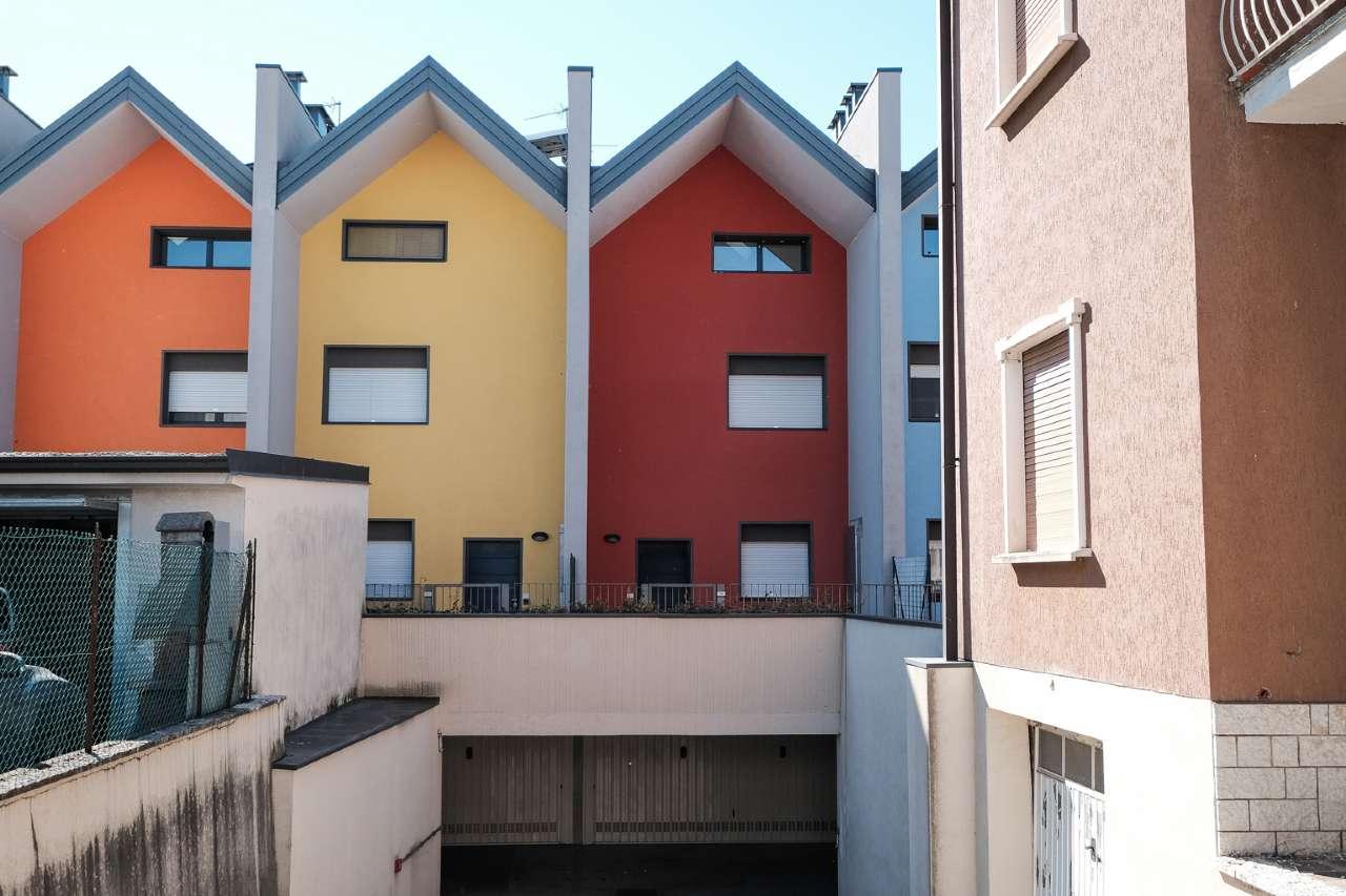 Villa a Schiera in vendita a Ciserano, 4 locali, prezzo € 195.000 | PortaleAgenzieImmobiliari.it