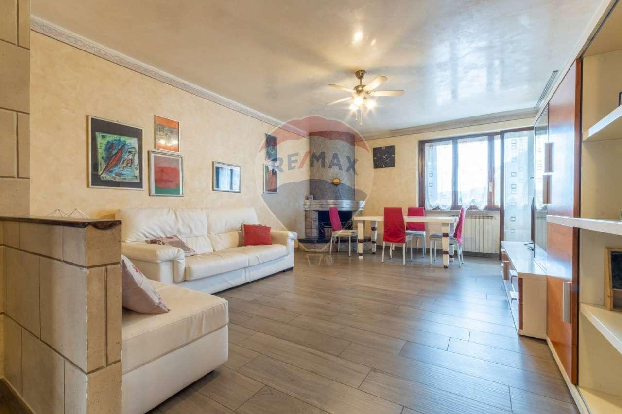 Appartamento in vendita a Brembate di Sopra, 4 locali, prezzo € 155.000 | PortaleAgenzieImmobiliari.it