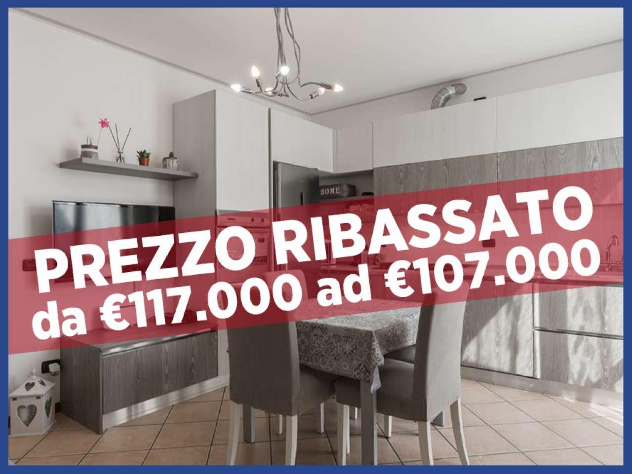 Appartamento in vendita a Boltiere, 3 locali, prezzo € 107.000 | PortaleAgenzieImmobiliari.it