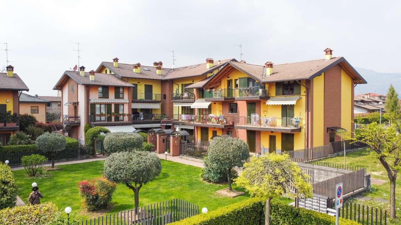 Appartamento in vendita a Brembate di Sopra, 3 locali, prezzo € 200.000 | PortaleAgenzieImmobiliari.it