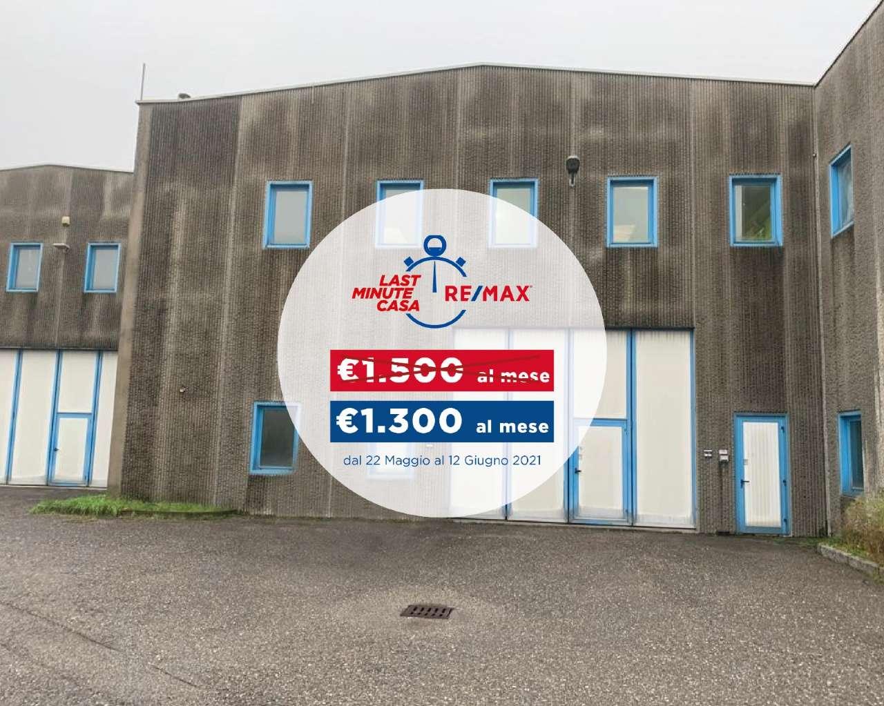 Laboratorio in affitto a Ranica, 3 locali, prezzo € 1.300 | CambioCasa.it