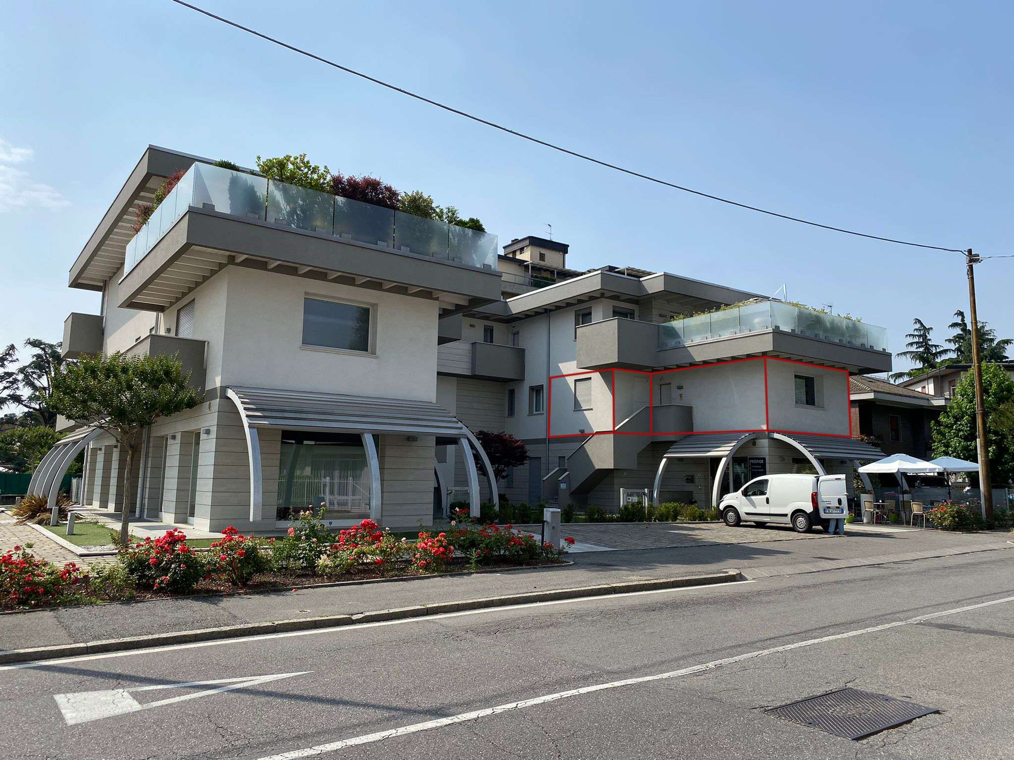 Ufficio / Studio in affitto a Dalmine, 3 locali, prezzo € 800 | PortaleAgenzieImmobiliari.it