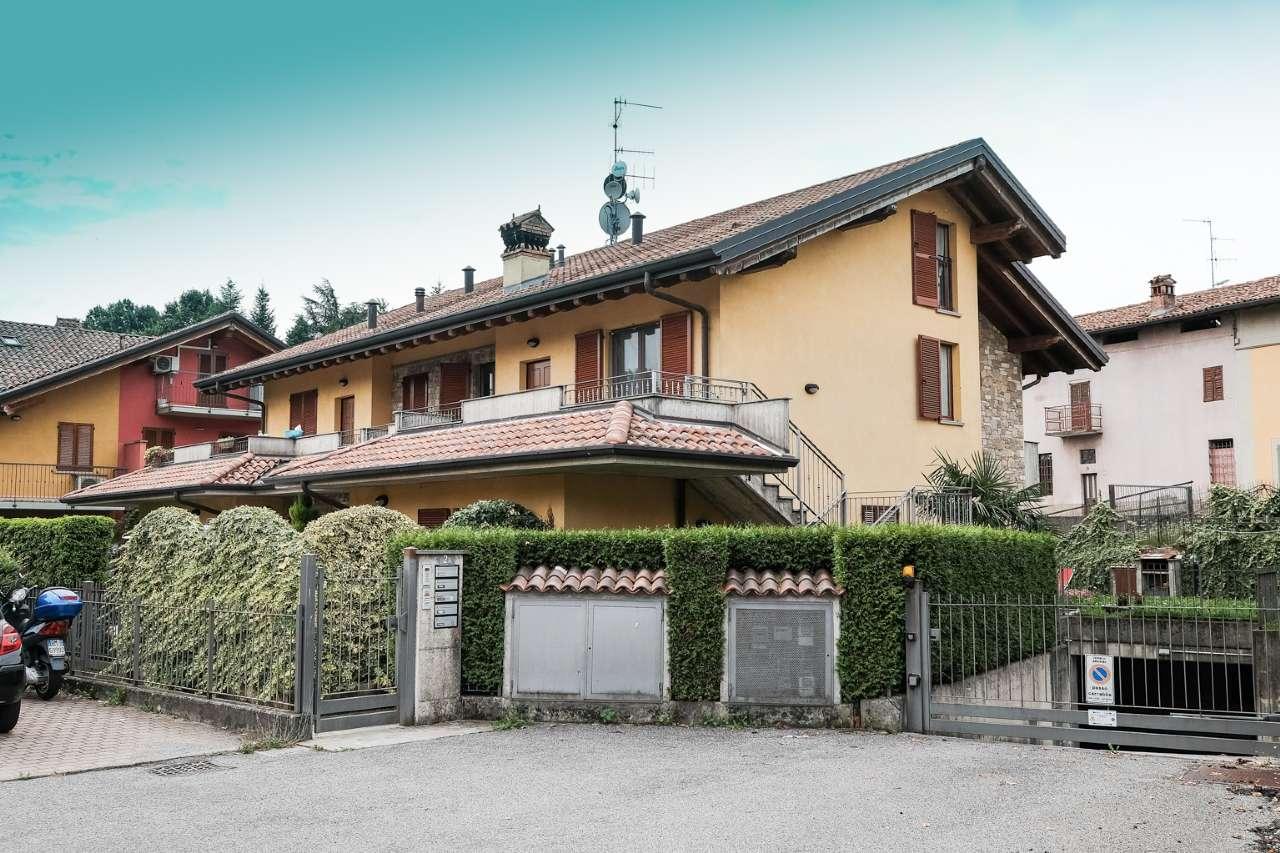 Appartamento in vendita a Ambivere, 4 locali, prezzo € 185.000 | PortaleAgenzieImmobiliari.it