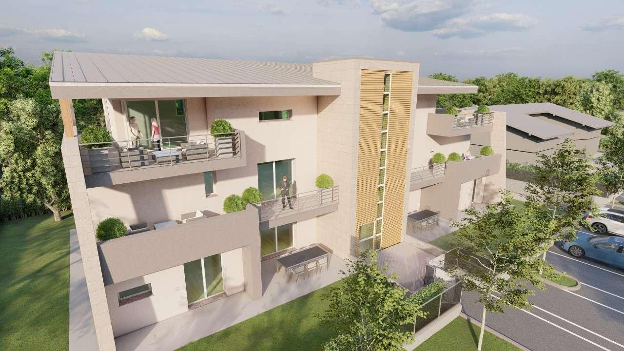 Appartamento in vendita a Bonate Sopra, 2 locali, prezzo € 129.000   PortaleAgenzieImmobiliari.it