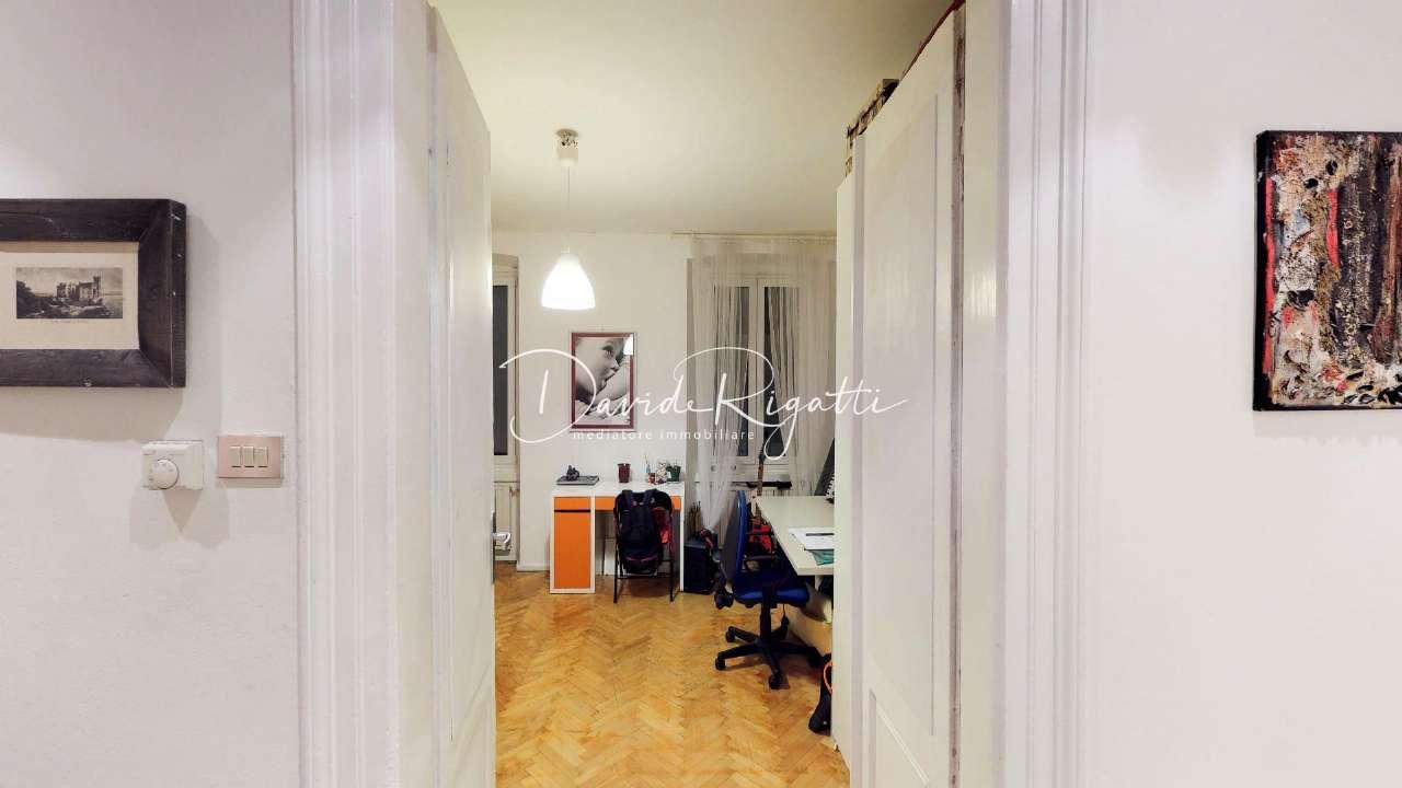 Appartamento in ottime condizioni parzialmente arredato in vendita Rif. 8926486