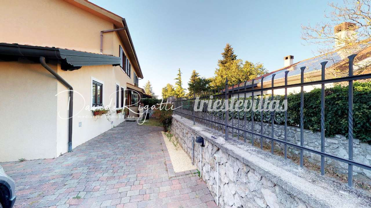Villa in vendita a Sgonico, 5 locali, prezzo € 390.000 | CambioCasa.it