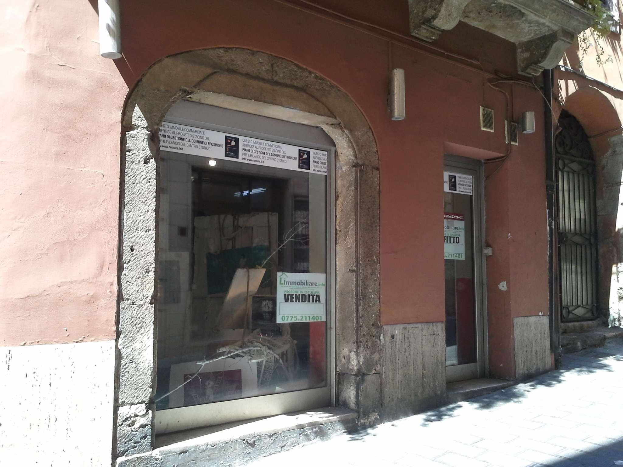 Negozio / Locale in vendita a Frosinone, 9999 locali, prezzo € 30.000 | CambioCasa.it