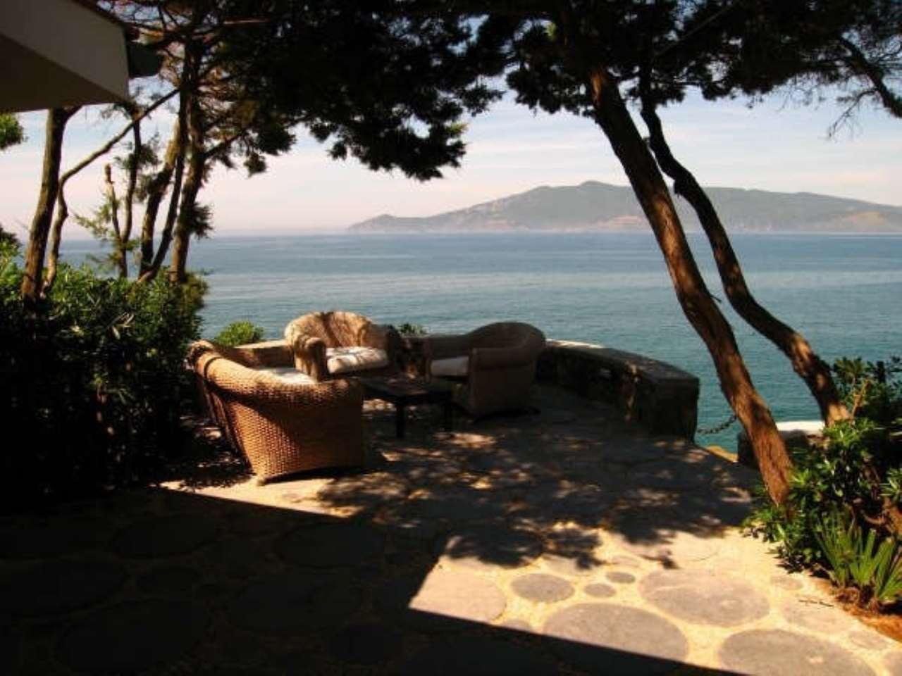 ansedonia villa con piscina e discesa privata al mare