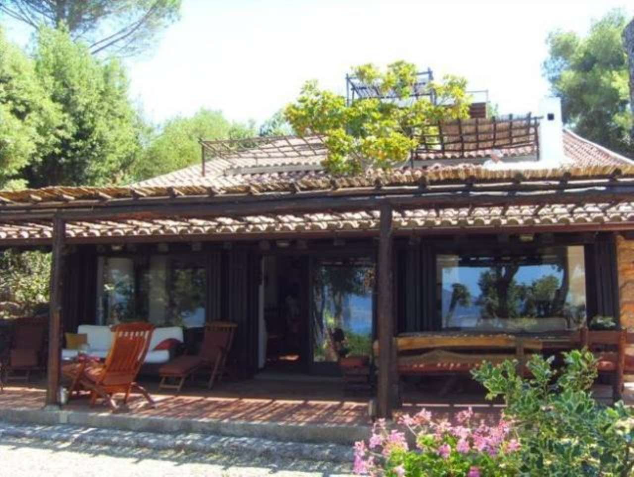 Villa monofamiliare vista Argentario