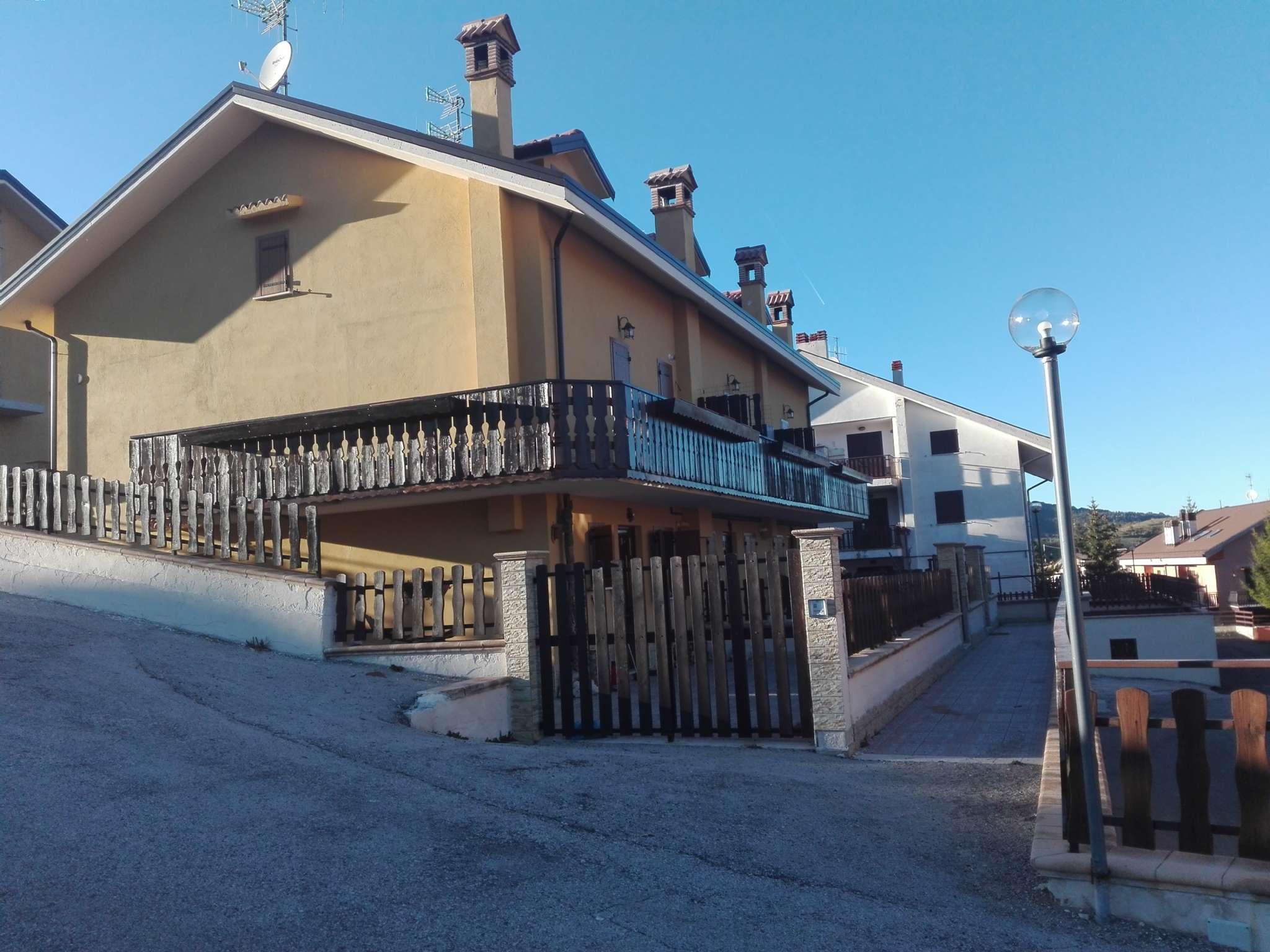 Appartamento in vendita a Ovindoli, 3 locali, prezzo € 115.000 | CambioCasa.it