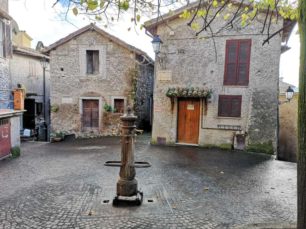 Appartamento in vendita a Ciciliano, 2 locali, prezzo € 35.000 | CambioCasa.it
