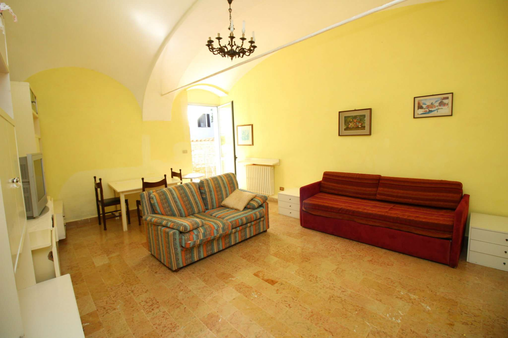 Appartamento in buone condizioni arredato in affitto Rif. 7245506
