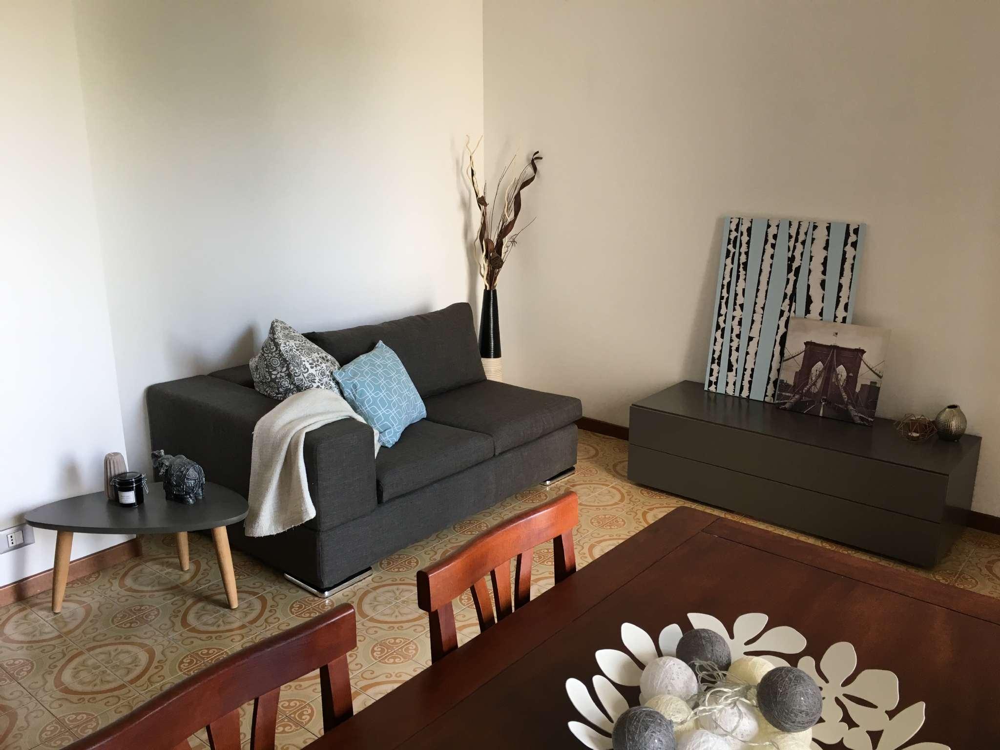 Appartamento in ottime condizioni parzialmente arredato in affitto Rif. 7086723