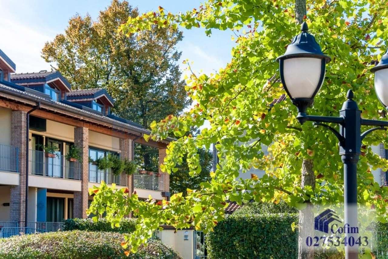 Appartamento con giardino, arredato in   Residenza Longhignana (Peschiera Borromeo) - in Affitto