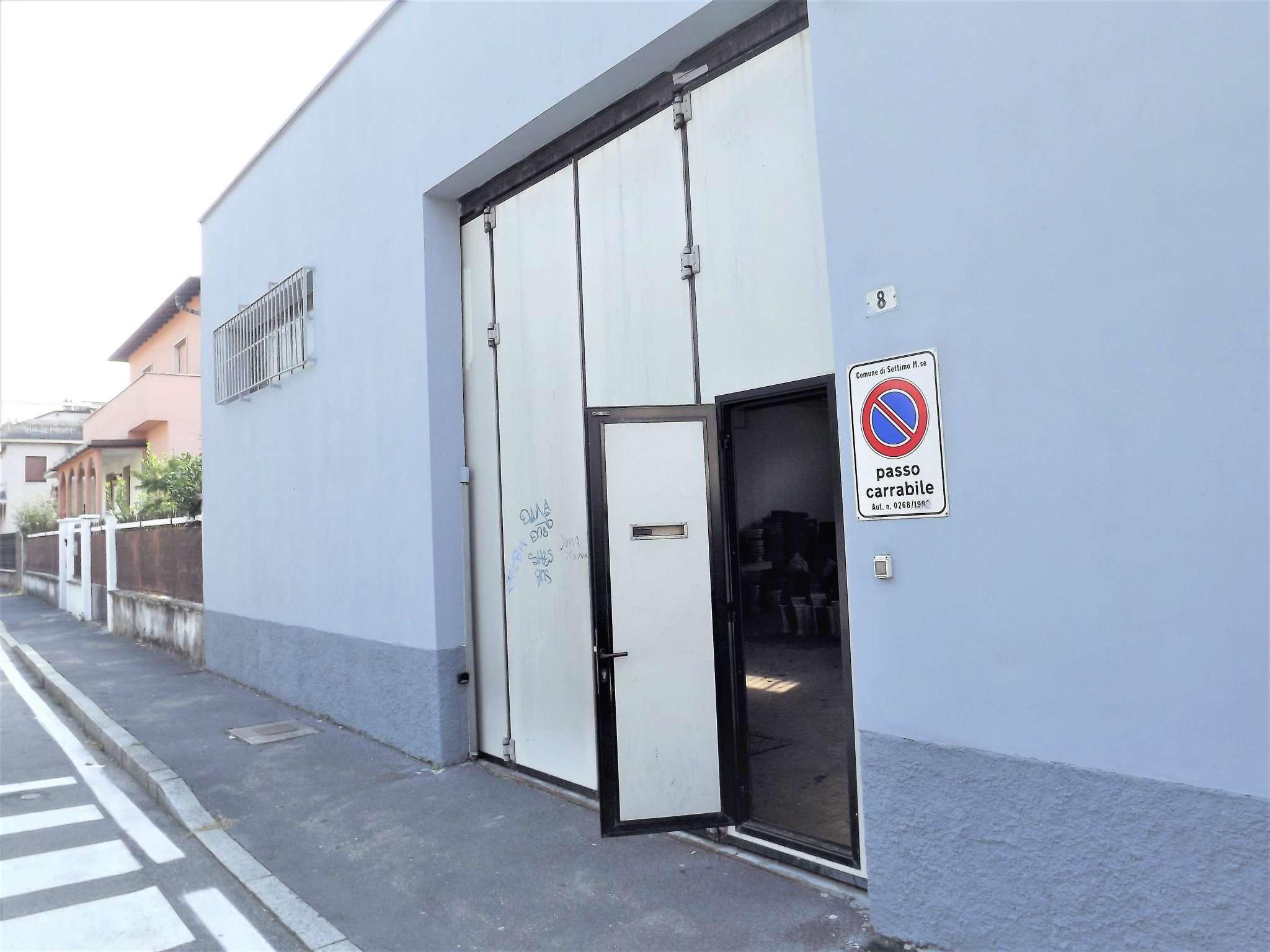 Capannone in affitto a Settimo Milanese, 1 locali, prezzo € 1.000 | CambioCasa.it