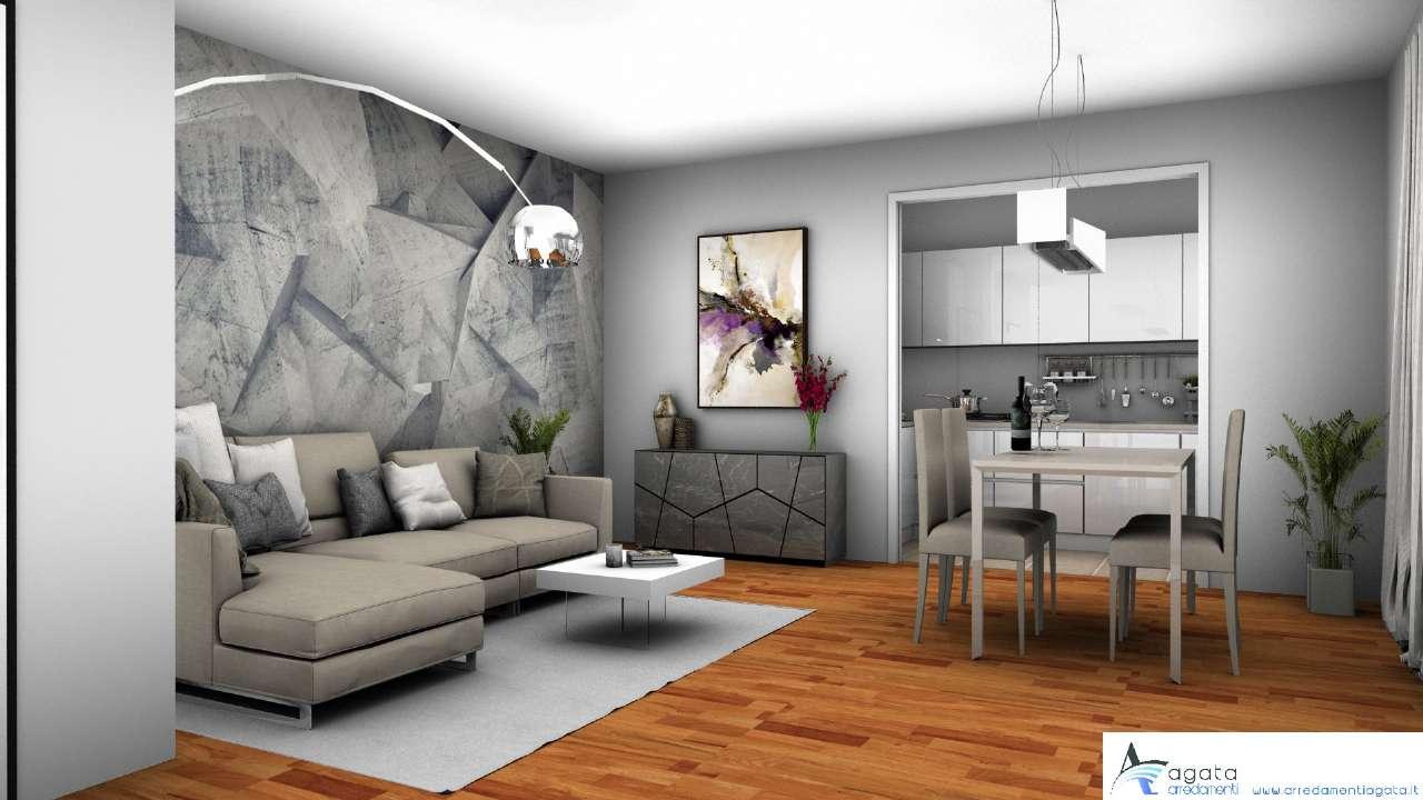 Appartamento in affitto a Chivasso, 5 locali, prezzo € 600 | PortaleAgenzieImmobiliari.it