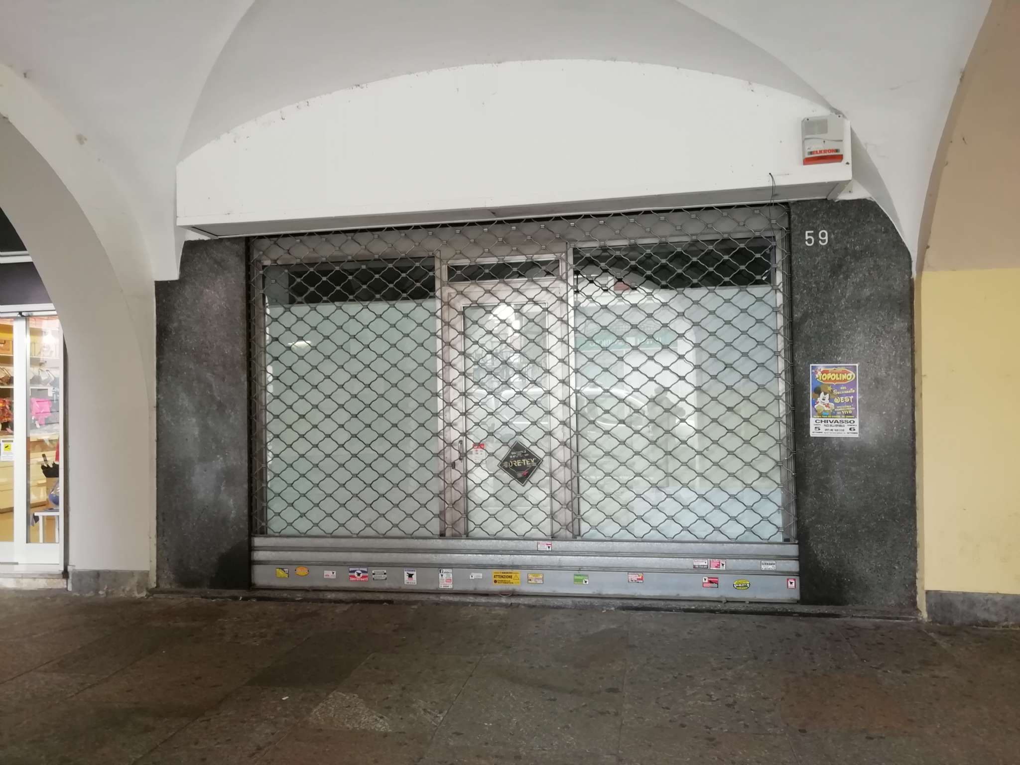 Negozio / Locale in affitto a Chivasso, 3 locali, Trattative riservate | PortaleAgenzieImmobiliari.it