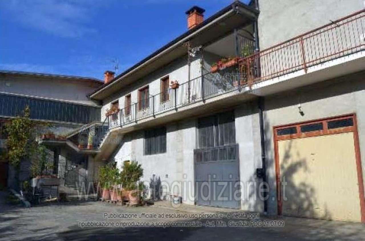 appartamento e locale artigianale in Brossasco (CN), Via Vecchia Valle Varaita, 55