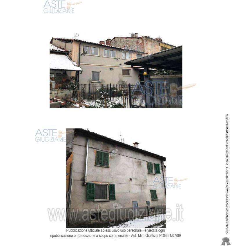 Abitazione sita a Castelletto Stura, Via Municipio 9