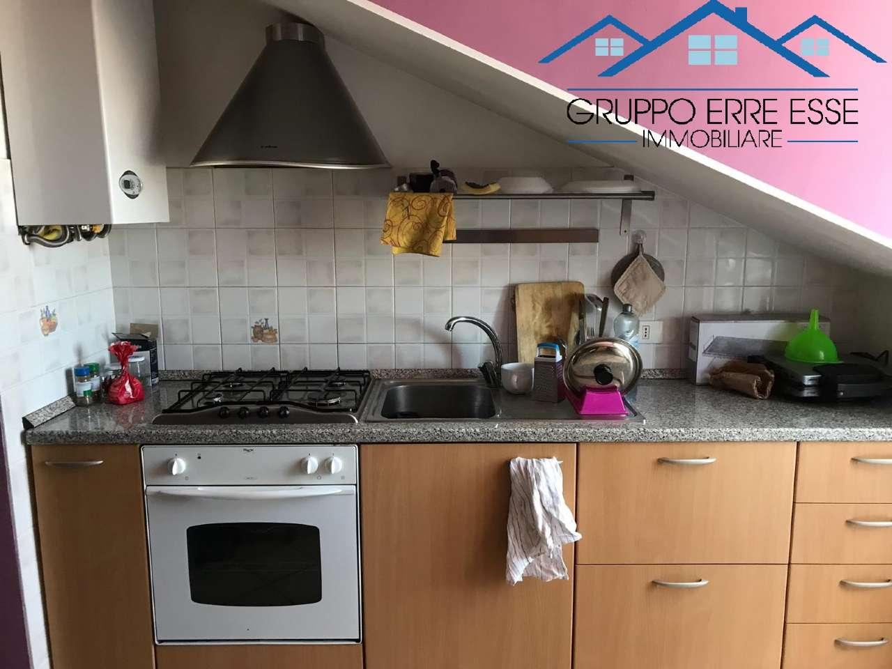 Attico / Mansarda in affitto a Bra, 2 locali, prezzo € 350   PortaleAgenzieImmobiliari.it