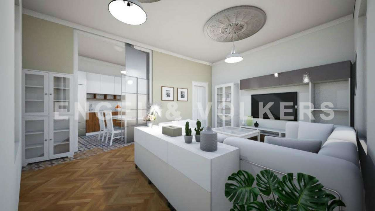 Appartamento da ristrutturare in vendita Rif. 8888432