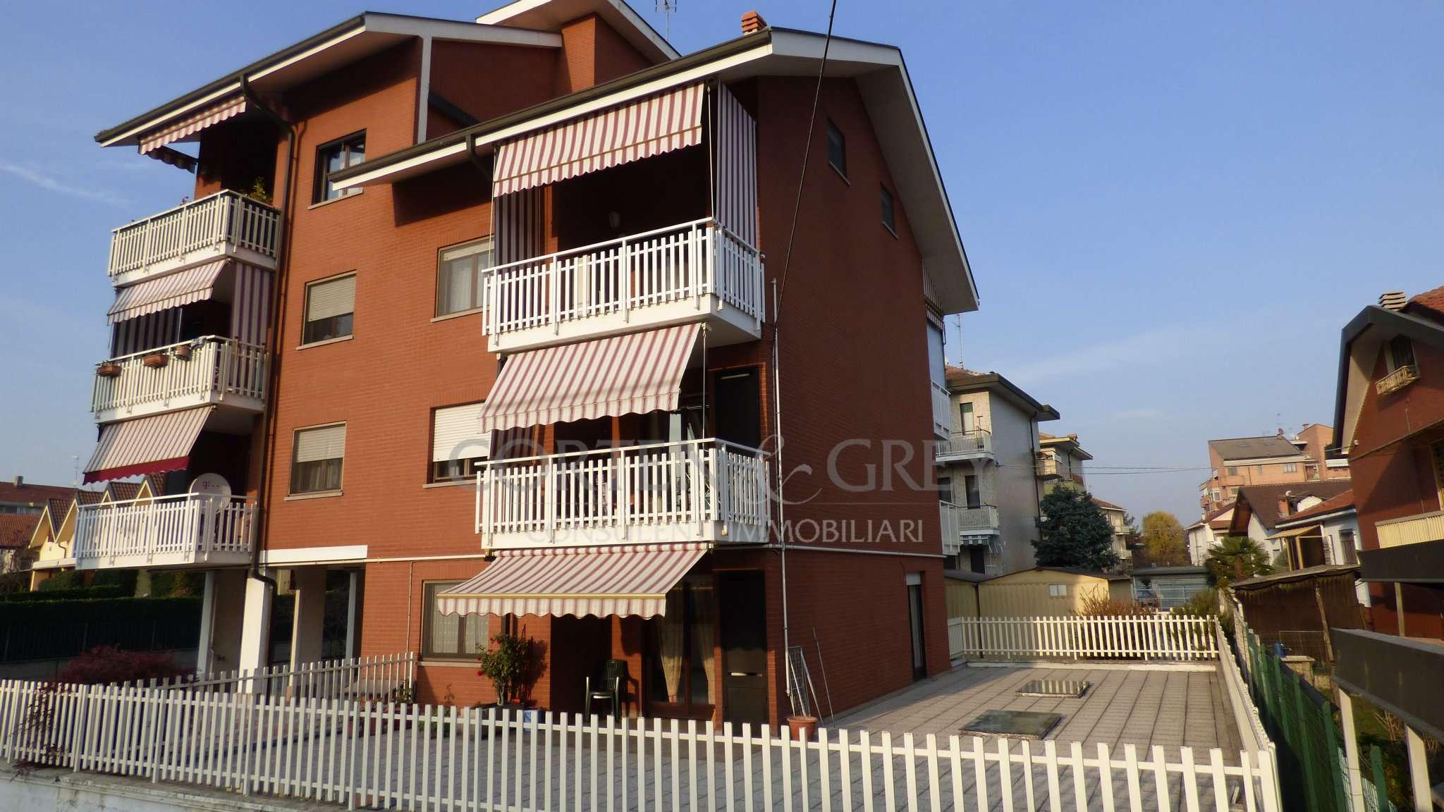 Appartamento in vendita a San Mauro Torinese, 3 locali, prezzo € 145.000   CambioCasa.it