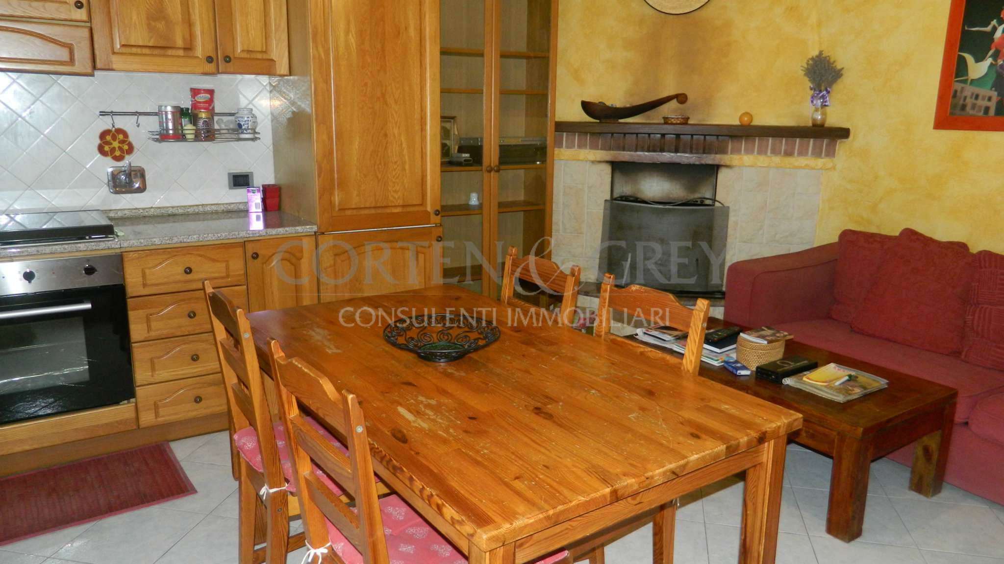 Appartamento in vendita a Gassino Torinese, 3 locali, prezzo € 70.000 | PortaleAgenzieImmobiliari.it