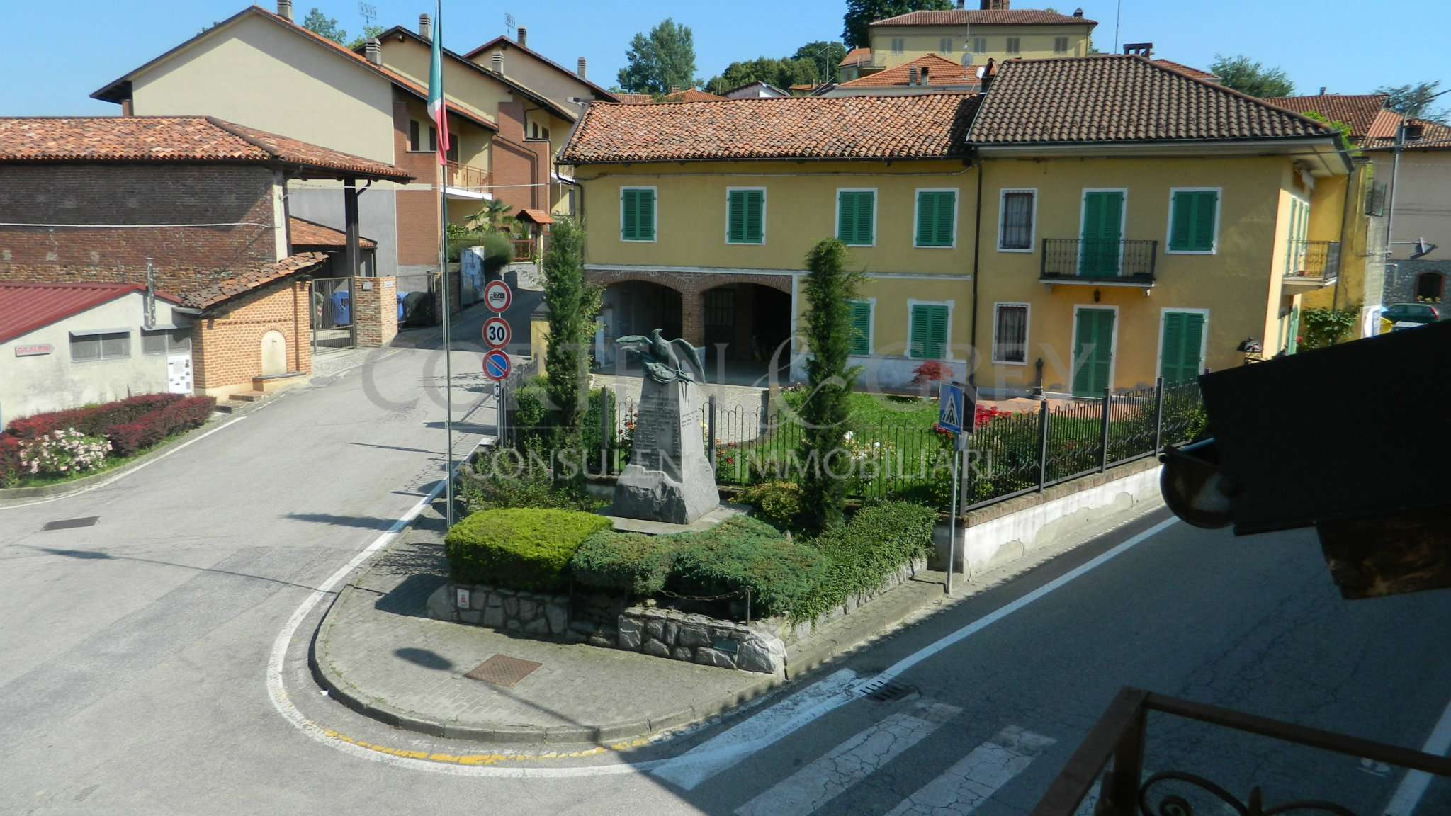 Soluzione Semindipendente in vendita a Berzano di San Pietro, 8 locali, prezzo € 105.000 | PortaleAgenzieImmobiliari.it