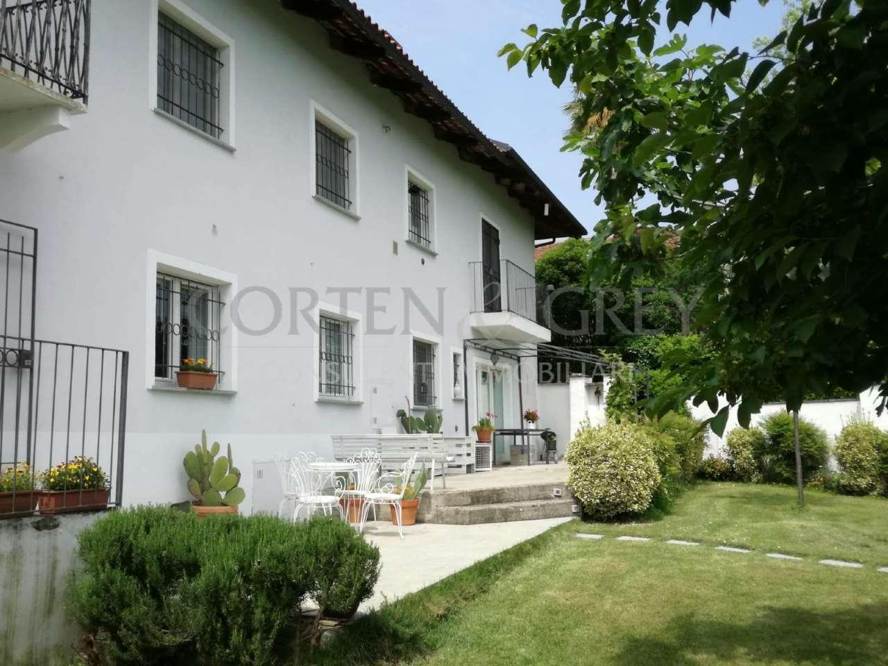 Villa Bifamiliare in Vendita a Berzano di San Pietro