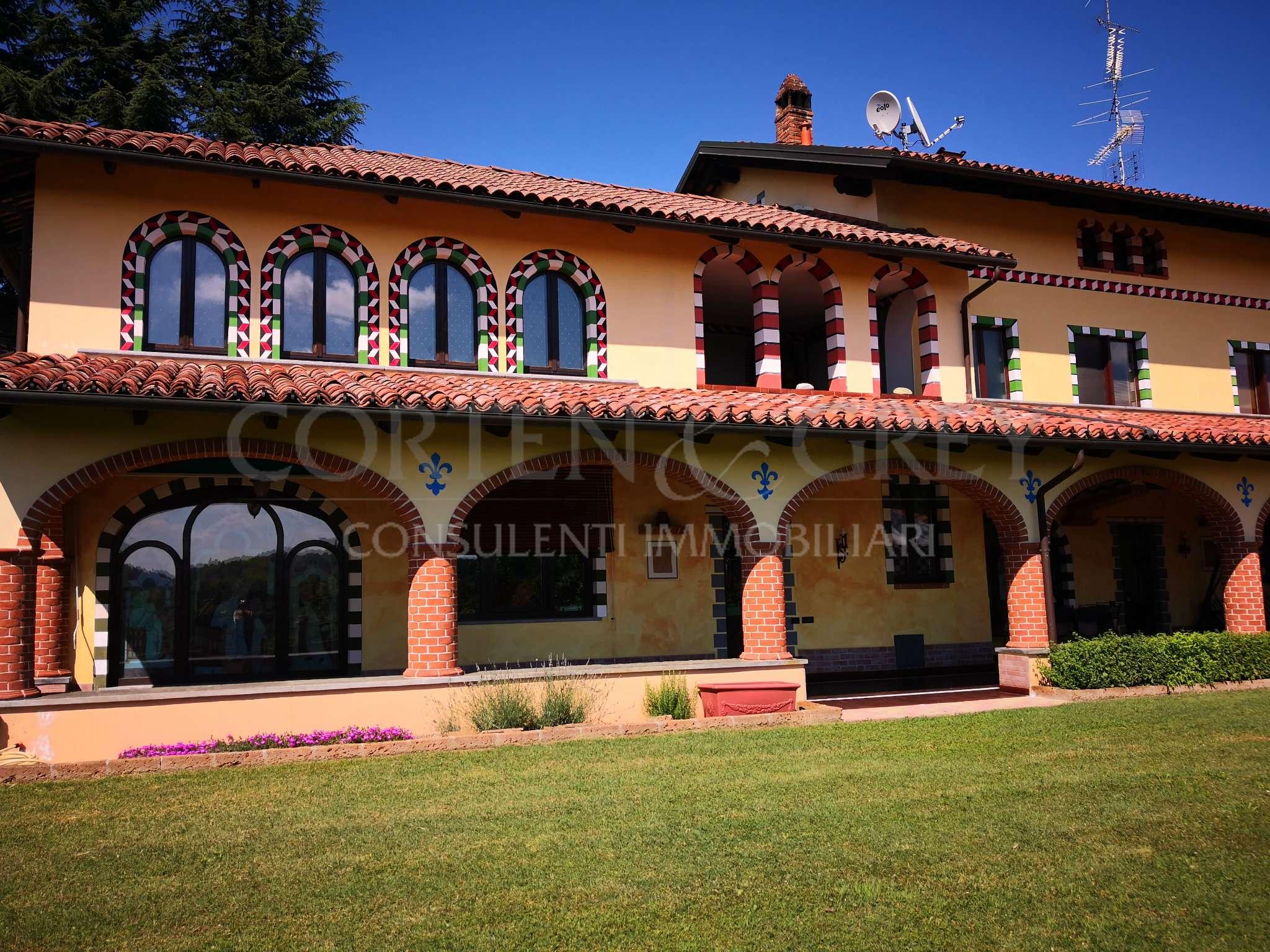 Villa in Vendita a Cavagnolo