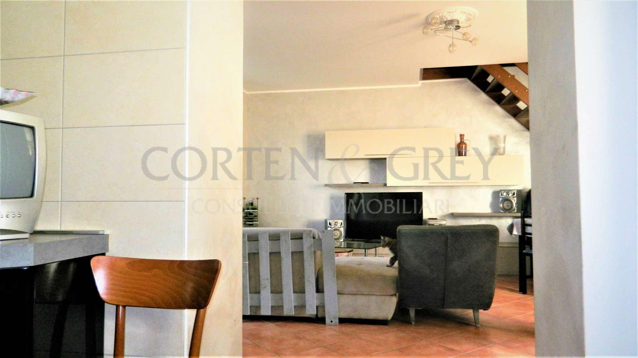Soluzione Semindipendente in affitto a Castiglione Torinese, 4 locali, prezzo € 650   CambioCasa.it